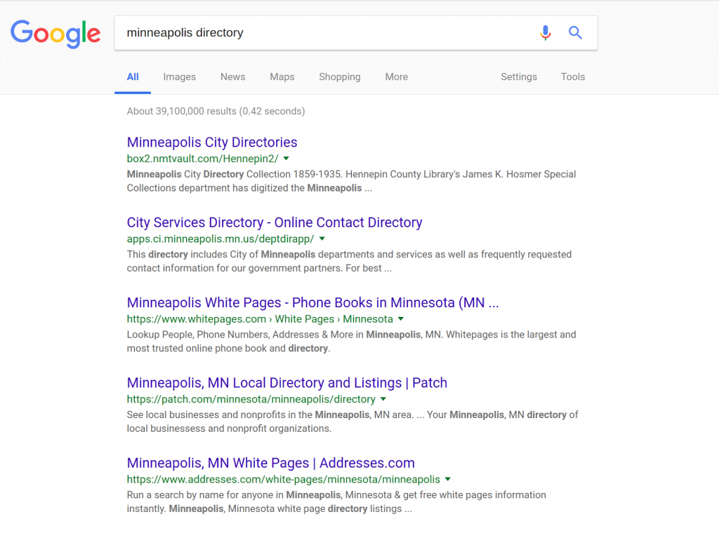 The Ultimate Guide to Local SEO: 33 Tips and Strategies [Update 2021] 23