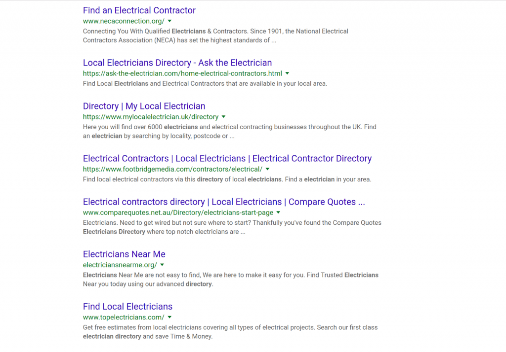 The Ultimate Guide to Local SEO: 33 Tips and Strategies [Update 2021] 24