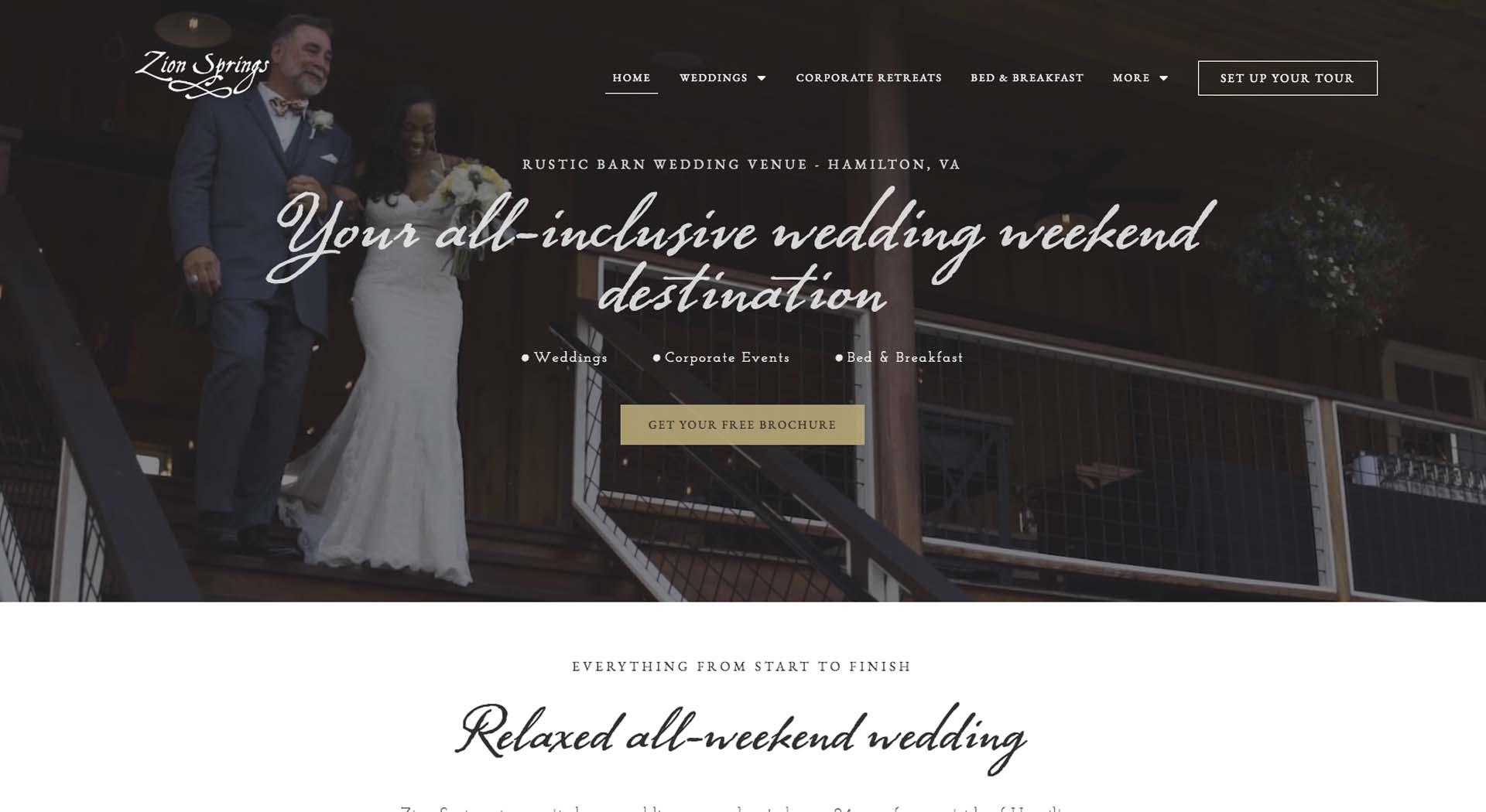 #1 SEO for Wedding Venues 6