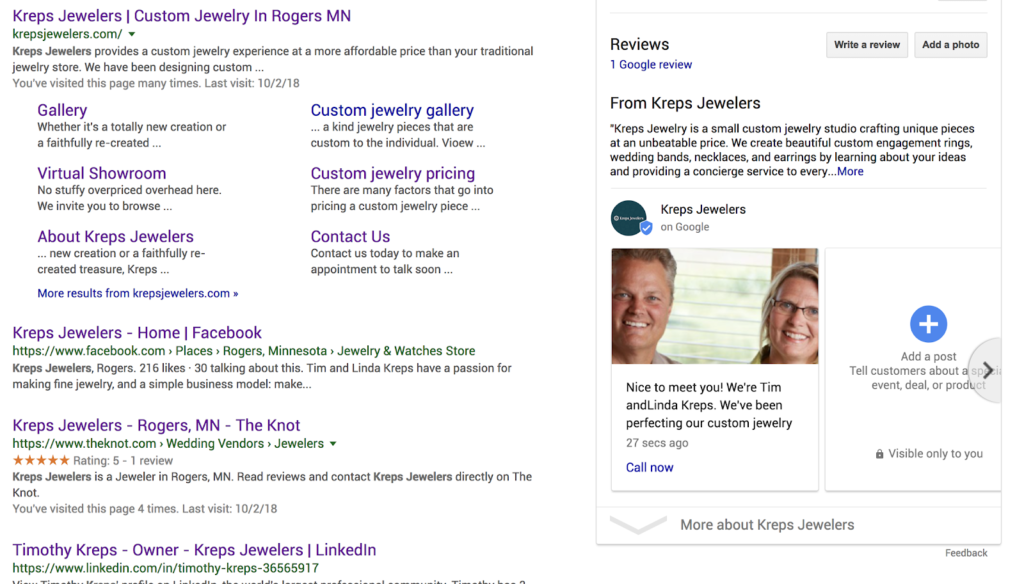 The Ultimate Guide to Local SEO: 33 Tips and Strategies [Update 2021] 18