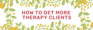 Therapy Blog 21