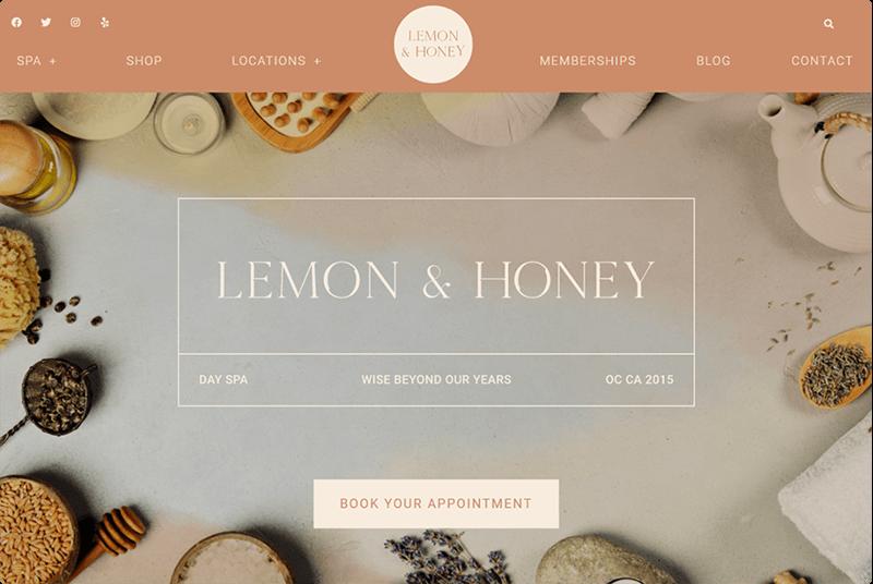 Lemon + Honey Day Spa 1