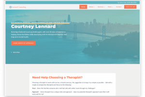 Our Work - Lennard Counseling